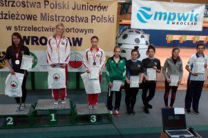 Mistrzostwa Polski Juniorów 2016 nieudane dla Diany Malotki - Trzebiatowskiej.