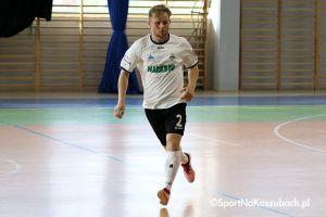 Team Lębork - Futsal Club Kartuzy. Porażka kartuzian w sparingu z rywalem zza miedzy