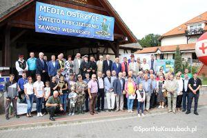 Druga część zdjęć z dekoracji Spotkań Wędkarskich w Ostrzycach