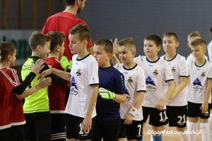 Futsal Club Kartuzy prowadzi nabór i zaprasza dzieci na treningi w Kartuskiej Akademii Futsalu