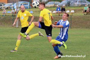 Sporting Leźno - Zenit Łęczyce. Jest pierwsze zwycięstwo gospodarzy po powrocie do V ligi