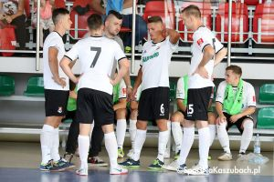 Vamos Gdańsk - FC Kartuzy. Trzeci z rzędu sparing przegrany przez kartuzian