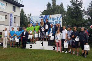 Igor Tarasiuk, Izabela Satrjan i Bartosz Sadowski mistrzami Polski w klasie omega 2018