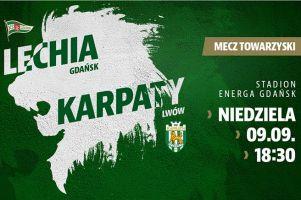 W niedzielę mecz Lechia Gdańsk - Karpaty Lwów. OKiS Żukowo organizuje wyjazd na spotkanie