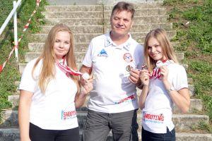 Pięć medali zawodniczek Dziesiątki Kartuzy na Mistrzostwach Ligi Obrony Kraju w Tarnowie
