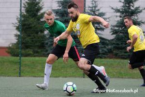 Kartuska Amatorska Liga Piłki Nożnej. Niespodziewane porażki faworytów w czwartkowych meczach