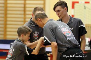 UKS Lis Sierakowice w II lidze tenisa stołowego. W sobotę gra u siebie pierwszy mecz sezonu