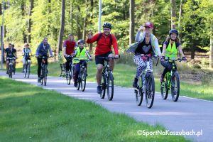 I Rajd Rowerowy Kaszubskimi Ścieżkami. Aktywna sobota na dwóch kółkach z Klubem Zdrowego Życia