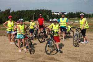 Rowerowo - aktywnie i zdrowo w gminie Żukowo. W sobotę wycieczka nad Jezioro Tuchomskie