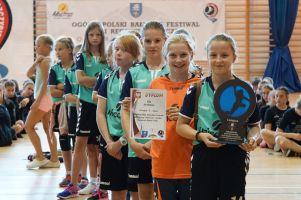 UKS Banino wygrał Ogólnopolski Bałtycki Festiwal Piłki Ręcznej Dziewcząt 218 w Ustce