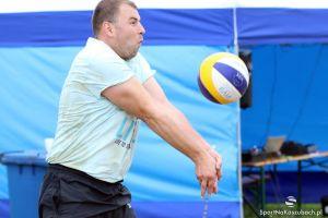 Turniej Siatkówki Plażowej w Żukowie 2016. Siedem męskich drużyn zagrało o Puchar Kaszub