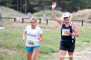 Półmaraton Kamiennych Weselników 2018. Kaszubska Para Biegowa najszybsza w Somoninie