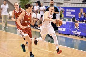 Polki wraz z koszykarkami z Sierakowic kończą mistrzostwa Europy. W niedzielę w południe zagrają z Łotwą o 7. miejsce