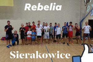 Kick- boxing i K-1 w Sierakowicach i Przodkowie. Polska Flota Rebelia Kartuzy zaprasza na treningi