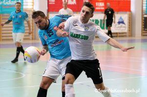 FC Kartuzy - Futsal Oborniki. Nieudana inauguracja nowego sezonu I ligi w Kiełpinie