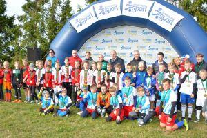 Turniej w Przyjaźni zakończył V edycję Regionalnej Ligi Piłki Nożnej