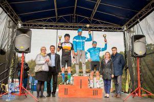 Biegiem i na rowerach rywalizowali w Pucharze Bałtyku w Duathlonie i Maratonie MTB w Żukowie 2018
