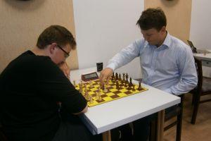 Paweł Teclaf bezkonkurencyjny w podwójnym turnieju najlepszych szachistów z Kartuz