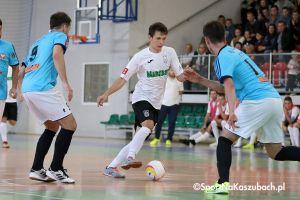 KS Gniezno - FC Kartuzy. Jest drugie zwycięstwo w sezonie zespołu z Kaszub