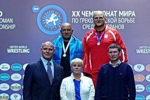Andrzej Wroński z dziewiąty tytułem zapaśniczego mistrza świata weteranów 2018