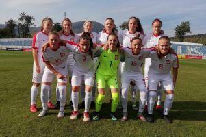 Weronika Lewandowska i Julia Formela zagrały w meczach reprezentacji Polski z Czechami