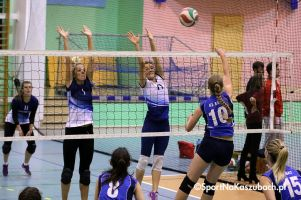 Przodkowska Liga Piłki Siatkowej Kobiet. Mecz Inter Marine Team - Positive Team hitem 5. kolejki