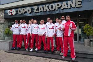 Kamil Mateja i Patryk Zaborowski pojechali na Mistrzostwa Europy Seniorów w Kick - Boxingu w Bratysławie
