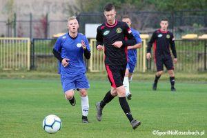 Triumf gości w derbach powiatu GKS Sierakowice - Sporting Leźno