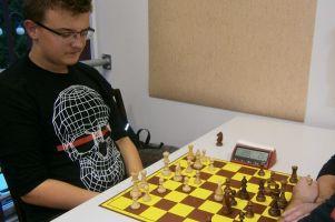 Paweł Teclaf gra w Mistrzostwa Świata Juniorów w Szachach. Przed nim decydujące partie