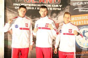 Mecz Polska - Węgry, czyli Puchar Kaszub w sportach walki w Kartuzach. Zawodnicy zważeni, jest karta walk