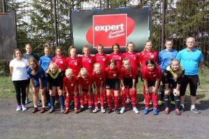 W niedzielę w Sierakowicach ostatni turniej Międzywojewódzkich Mistrzostwach Młodziczek U13