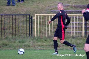 Zenit Łęczyce - GKS Sierakowice. Jedna bramka rozstrzygnęła losy meczu