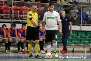 AZS UW Warszawa - Futsal Club Kartuzy. Emocje w końcówce i remis uratowany przez trenera