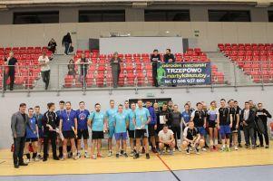 AZS UG zwycięzcą Turnieju Piłki Siatkowej o Puchar Sołectwa Marszewo 2018 w Przywidzu