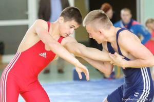 Aleksander Mielewczyk i Nikodem Drewa startowali w Mistrzostwa Europy Kadetów w Zapasach 2016