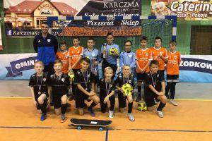 GKS Przodkowo na podium turnieju Pomorski Futbol Cup roczników 2006/2007 w Przodkowie