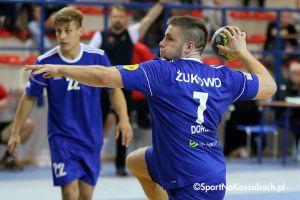 18 trafień Grzegorza Dorsza w meczu Żukowa z beniaminkiem I ligi