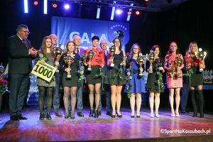 Gala Kaszuby Biegają 2018. Aleksandra Baranowska - Trzasko i Rafał Borzyszkowski zwycięzcami sezonu