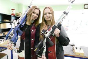 Diana i Magdalena Malotka - Trzebiatowskie reprezentowały Polskę w Białymstoku