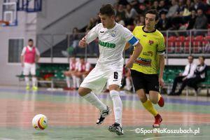 GI Malepszy Futsal Leszno - Futsal Club Kartuzy. Trudne zadanie przed kartuzianami, zobacz transmisję z meczu