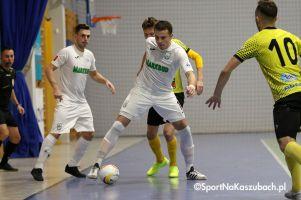 GI Malepszy Futsal Leszno - Futsal Club Kartuzy. Pewne zwycięstwo faworyta