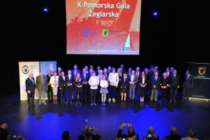 UKŻ Lamelka Kartuzy nagrodzony tytułem Pomorski Żeglarski Klub Roku 2018