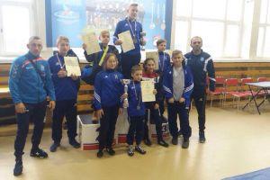 Osiem medali Cartusii Kartuzy i pięć Moreny Żukowo w Turnieju Zapasów o Puchar Wójta Kolbud 2018