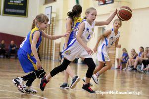 Derby UKS Bat Kartuzy - KS Bat Sierakowice i inne mecze dziewcząt w koszykarskich ligach