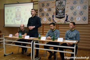 Akademia Piłkarska Kartuzy, SP nr 1 i Jedyneczka łączą siły.