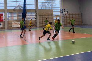 W czwartek finał Powiatowej Ligi Gimnazjalnej w Piłce Nożnej Halowej Powiatu Kartuskiego