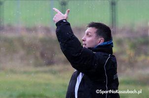 GKS Sierakowice zmienia trenera. Mariusz Misiak odchodzi, jest już jego następca