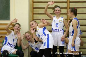 Komplet zwycięstw koszykarek Batu. Przed nimi turniej gwiazdkowy i ostatnie ligowe mecze w tym roku