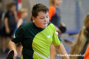 Ponad 50 zawodników zagrało w II Międzyszkolnym Turnieju Tenisa Stołowego w Borczu