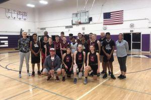 Agata i Magdalena Makurat uczestniczyły w obozie Energa Basket Camp w USA